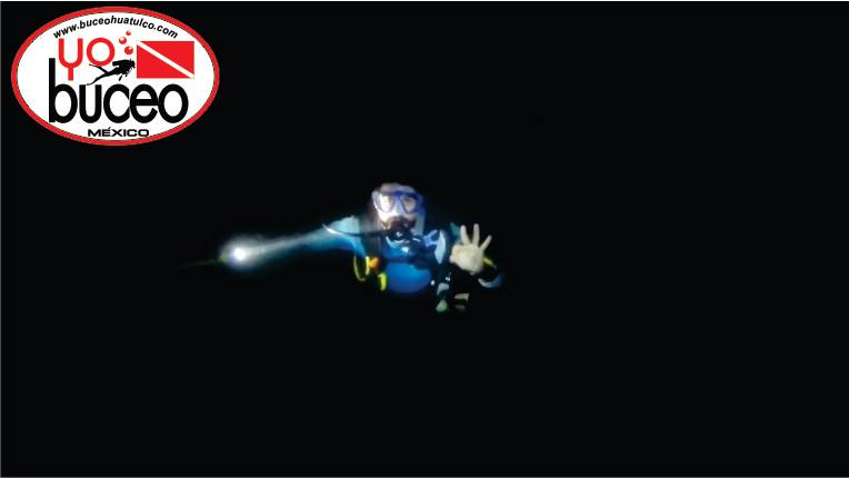 Night Diving / Buceo Nocturno